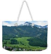Garmisch-partenkirchen Germany Weekender Tote Bag