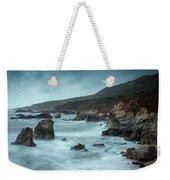 Garrapata Beach, Big Sur, California Weekender Tote Bag