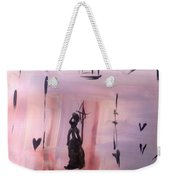 Gas Lighting  Weekender Tote Bag