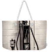 Gas Pump Bp Weekender Tote Bag