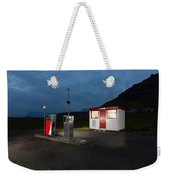 Gas Station In The Countryside, South Weekender Tote Bag