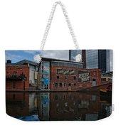 Gas Street Basin Birmingham Weekender Tote Bag