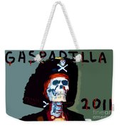 Gasparilla 2011 Work Number Two Weekender Tote Bag by David Lee Thompson