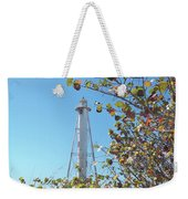 Gasparilla Lighthouse Weekender Tote Bag