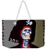 Gasparilla Pirate Fest Poster Weekender Tote Bag