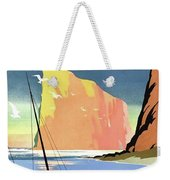 Gaspe Peninsula, Coast, Canada Weekender Tote Bag
