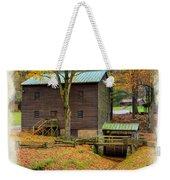 Gastons Mill 2 Weekender Tote Bag