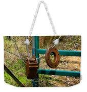 Gate Anchors Weekender Tote Bag