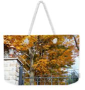 Gate And Driveway 1 Weekender Tote Bag