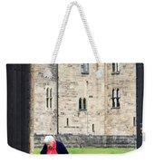 Gate At Alnwick Castle Weekender Tote Bag