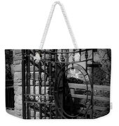 Gate In Macroom Ireland Weekender Tote Bag