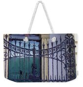 Gated Weekender Tote Bag