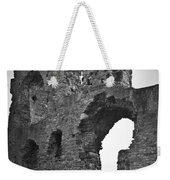 Gatehouse At Nenagh Castle Ireland Weekender Tote Bag