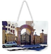 Gates Of Archangel Michael Cathedral Weekender Tote Bag