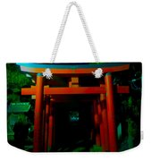 Gates Of Inari Weekender Tote Bag
