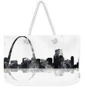 Gateway Arch St Louis Missouri Skyline Weekender Tote Bag