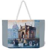 Gateway To India Weekender Tote Bag