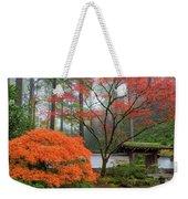Gateway To Portland Japanese Garden Weekender Tote Bag