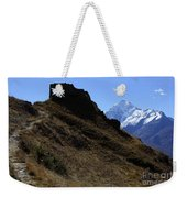 Gateway To The Gods 1 Weekender Tote Bag