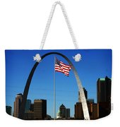 Gateway To The West Weekender Tote Bag