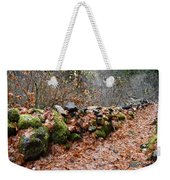 Gather No Moss Weekender Tote Bag