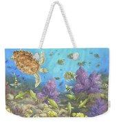 Gathering In The Reef Weekender Tote Bag