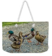 Gathering Of The Flock Weekender Tote Bag