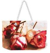 Gathering Rosebuds Weekender Tote Bag