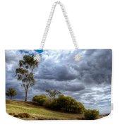 Gathering Storm Clouds Weekender Tote Bag
