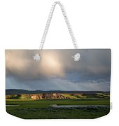 Gathering Storm Weekender Tote Bag