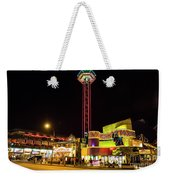 Gatlinburg Downtown, Gateway To The Great Smoky Mountains National Park Weekender Tote Bag
