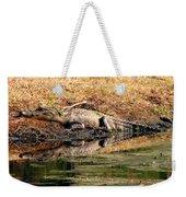 Gator 5 Weekender Tote Bag