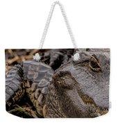 Gator Eye Weekender Tote Bag