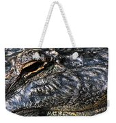 Gator Eye Weekender Tote Bag