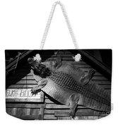 Gator Hide Weekender Tote Bag