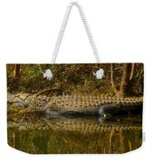 Gator Relection Weekender Tote Bag