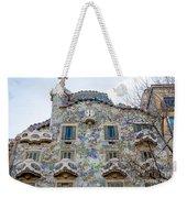 Gaudi Architecture  Weekender Tote Bag