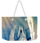 Gaudi Crucifixion Weekender Tote Bag