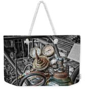 Gauges And Tanks For Cutting Torches Weekender Tote Bag