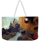 Gauguin: Alyscamps, 1888 Weekender Tote Bag