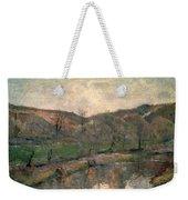 Gauguin: Brittany, 1888 Weekender Tote Bag