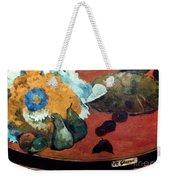 Gauguin: Fete Gloanec, 1888 Weekender Tote Bag