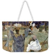 Gauguin: Martinique, 1887 Weekender Tote Bag
