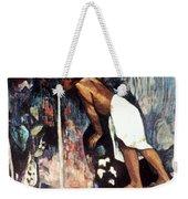 Gauguin: Pape Moe, 1892 Weekender Tote Bag