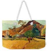 Gauguin: Tahiti, 1891 Weekender Tote Bag