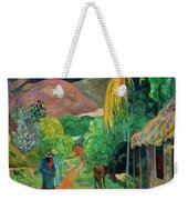 Gauguin Tahiti 19th Century Weekender Tote Bag