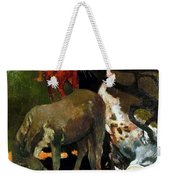 Gauguin: White Horse, 1898 Weekender Tote Bag