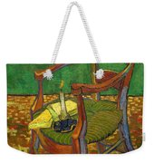 Gauguin's Chair Weekender Tote Bag