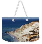 Gay Head Cliffs And Beach Weekender Tote Bag