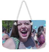 Gay Pride Parade 3 Weekender Tote Bag
